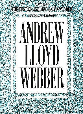 The Best of Andrew Lloyd Weber and Easy Piano By Lloyd Webber, Andrew (COM)/ Boyd, Bill (CRT)